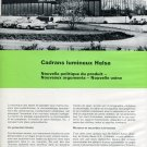 Helsa Watch Company Helsa-Saner SA Switzerland 1971 Swiss Magazine Article Suisse Schweiz
