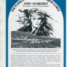 1971 Ann-Margret Playboy Club Hotel at Great Gorge McAfee NJ Vintage 1971 Ad Advert