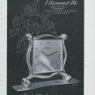 1947 Rosemont Clock Company Rosemont Geneve SA Switzerland Vintage 1947 Swiss Ad Advert Suisse