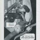 1947 Enicar Watch Company Enicar S.A. Switzerland Vintage 1947 Swiss Ad Advert Suisse Suiza Schweiz