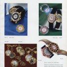 1953 Dulux Watch Company Dulux SA Tramelan Switzerland 1953 Swiss Ad Advert Suisse Schweiz Suiza