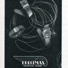 1947 Precimax Watch Company Montres Precimax SA Vintage 1947 Swiss Ad Suisse Advert Suiza