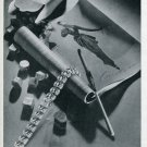 1947 Mulco Watch Company Montres Mulco SA Switzerland Vintage 1947 Swiss Ad Advert Suisse