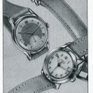 1948 Pronto Watch Company L Maitre & Fils SA Vintage 1948 Swiss Ad Advert Suisse Switzerland