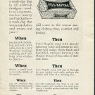 Original 1905 Fels-Naptha Soap Philadelphia PA Early 1900's Ad Vintage Advertisement