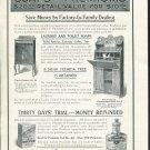 Original 1905 Larkin Co. Buffalo NY Soaps Premiums Early 1900's Print Ad Vintage Advertisement