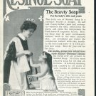 Original 1905 Resinol Chemical Company Baltimore Resinol Soap Early 1900's Ad Vintage Advertisement
