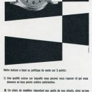 Vintage 1956 Telix Watch Company Tennenbaum & Cie Switzerland Swiss Print Ad Publicite Suisse