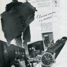 1946 Erismann-Schinz S.A. Shock-Resist Swiss Print Ad Publicite Suisse Horology