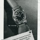 1945 Ebel Watch Company 1940's Swiss Print Ad Publicite Suisse Switzerland Suiza