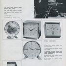 1965 Arthur Imhof SA La Chaux-de-Fonds Switzerland Original Swiss Magazine Article