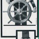 Ginsbo Watch Company Switzerland Vintage 1960 Swiss Print Ad Publicite Suisse Schweiz