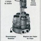 Roth Freres Machine Company Switzerland Vintage 1947 Swiss Print Ad Advert Publicite Suisse