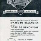 Ronda S.A. Switzerland Vintage 1956 Swiss Print Ad Suisse Publicite Horlogerie Horology