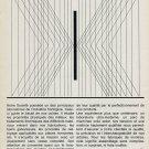 1965 Les Fabriques D' Assortiments Reunies SA Swiss Print Ad Publicite Suisse Switzerland