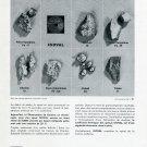 1969 Isoval Societe des Fabriques de Spiraux Reunies Switzerland Swiss Ad Publicite Suisse