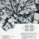 Vintage 1969 Publicite Petermann Rollmatic P4 Advert Swiss Magazine Ad Suisse Switzerland