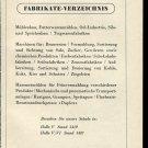 Vintage 1947 Buhler Machine Co Buehler Swiss Ad Publicite Suisse Schweiz Switzerland