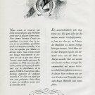 1946 Omega Watch Company Gameo S.A. Switzerland Swiss Advert Publicite Suisse Montres Schweiz