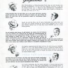 Vintage 1945 Roamer CH Watch Co Roamer-Uhren Wasserdicht Swiss Ad Publicite Suisse Schweiz