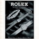 Vintage 1942 Montres Rolex CH Watch Company Switzerland Swiss Advert Publicite Suisse