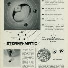 1949 Eterna Watch Company Switzerland Vintage 1949 Swiss Ad Advert Suisse Suiza