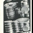 1947 W Buhler-Kahny AG Basler Fass Kistenfabrik Swiss Advert Publicite Suisse Schweiz Switzerland