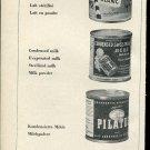 1947 Swiss Milk Co CLS SMG Swiss Ad Publicite Suisse Schweiz Lait Milch Laitiere Switzerland CH