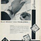 1959 Solvil et Titus Watch Co Swiss Advert Publicite Suisse Solvil & Titus CH