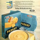 1970 Parkay Margarine Kraft at its Best Kraftco Corporation Ad Advert