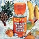 1970 Hawaiian Punch Sunshine Orange R. J. Reynolds Foods Ad Advert