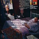 1970 Dixie Cups A Woman's Place is Next to Her Husband Not Next to Her Sink Ad Advert