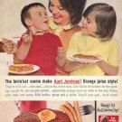 1964 Aunt Jemima Orange Juice Pancakes The Lovin'est Moms Make Aunt Jemimas Ad Advert