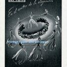 Vintage 1948 ARSA Watch Company Auguste Reymond SA Switzerland Swiss Ad Advert Suisse Publicite