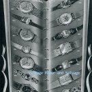 Vintage 1945 Rodana Watch Company Lengnau Bienne Switzerland 1940s Swiss Ad Advert Suisse