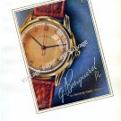 1946 Superatic Watch Advert G Benguerel Fils Vintage 1940s Swiss Ad Publicite Suisse Switzerland