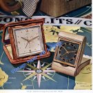 1946 Angelus Stolz Freres SA Switzerland Vintage 1940s Swiss Ad Advert Suisse Schweiz Suiza
