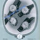 Vintage 1946 Breitling Rolex Jaeger-LeCoultre Patek Philippe Swiss Watch Fair Basle Basel Bale