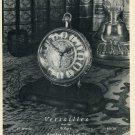 Vintage 1958 Ernest Borel Versailles Advert 1950s Swiss Print Ad Publicite Suisse Switzerland