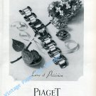 Piaget Watch Co La Cote-Aux-Fees Switzerland Vintage 1946 Swiss AdAdvert Suisse 1940s