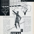1957 Prexa Watch Factory Switzerland Built By Satisfaction of Our Clients Swiss Ad