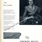Vintage 1957 Audemars Piguet Watch Company Your Best Customer 1950s Swiss Ad Advert Suisse
