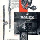 1957 Swiss Watch Fair Basel Switzerland Rolex Omega Breitling Ulysse Nardin Basle Bale