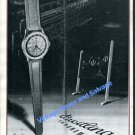 Vintage 1947 Breitling Chronomat Watch Advert 1940s Swiss Print Ad Suisse G-Leon Breitling A