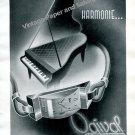 Vintage 1943 Ogival Watch Company Switzerland 1940s Swiss Print Ad Advert Suisse