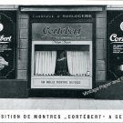 1943 Cortebert Watch Company Switzerland Vintage 1940s Swiss Ad Advert Suisse