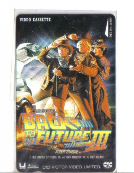 Back to the future 3 Limited Edition Transport Card