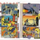 Batman (Mint) Phonecard Limited Edition - Set 0f 6