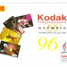 Olypic Phonecard (mint) set of 4. Limited Edition
