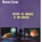 Universe (mint) Transport card- Limited edition. Set of 4
